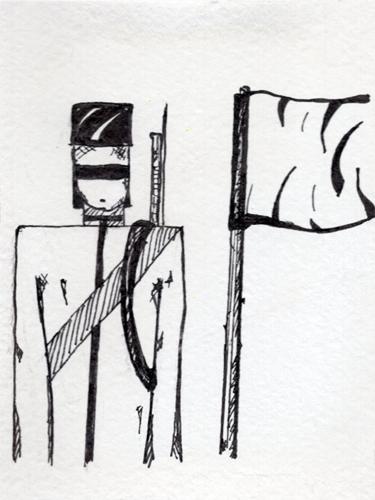 Пять рыцарей-татиб: Белый