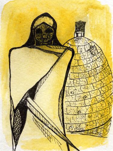 Пять рыцарей-татиб: Жёлтый