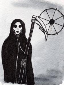 Пять рыцарей-татиб: Чёрный